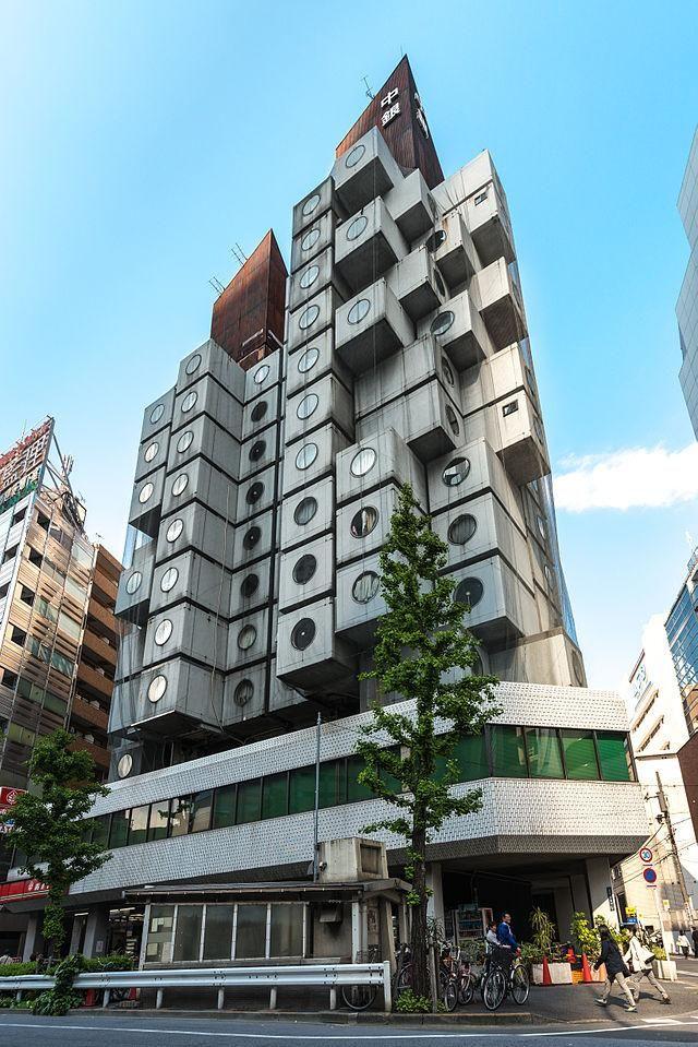 architektura japońska, metabolizm