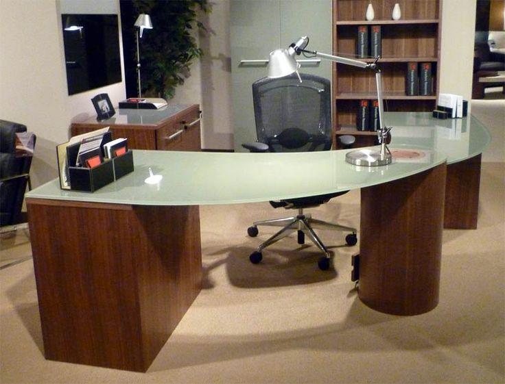 Office Desk Ellax · Modern Office DeskOffice TableModern ...