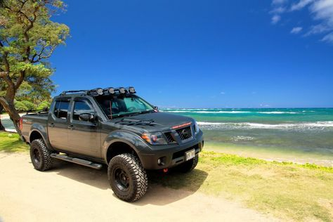 x_mods truck - Nissan Frontier / Navara Forum