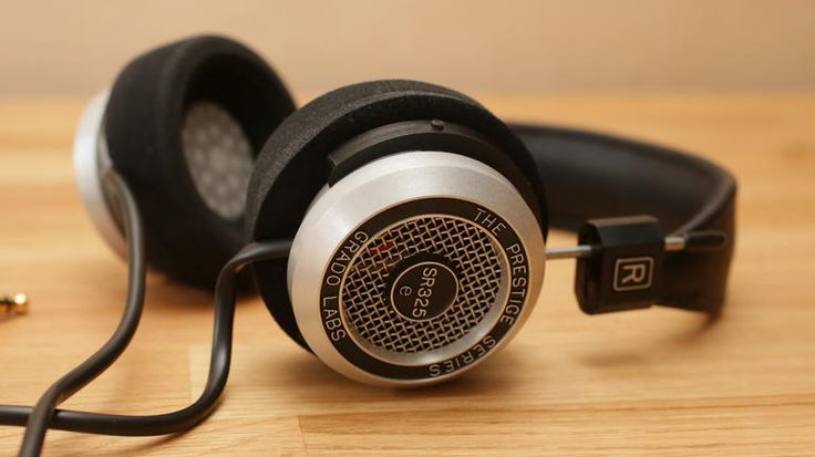 Would really like some good on-ear/ over-ear headphones for sound-editing for videos and listening to music.  Grado Prestige Series SR325e review - CNET