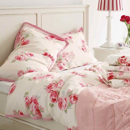Rosey bedding from Laura Ashley