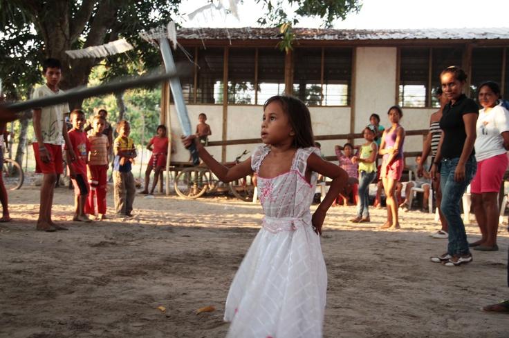 Danza del indio en Cicuco