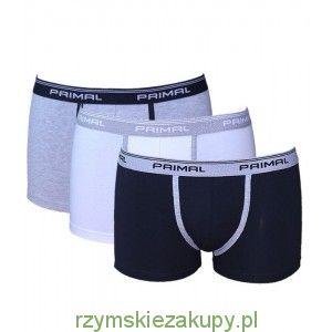 Mix- 3 pary męskich bokserek Primal