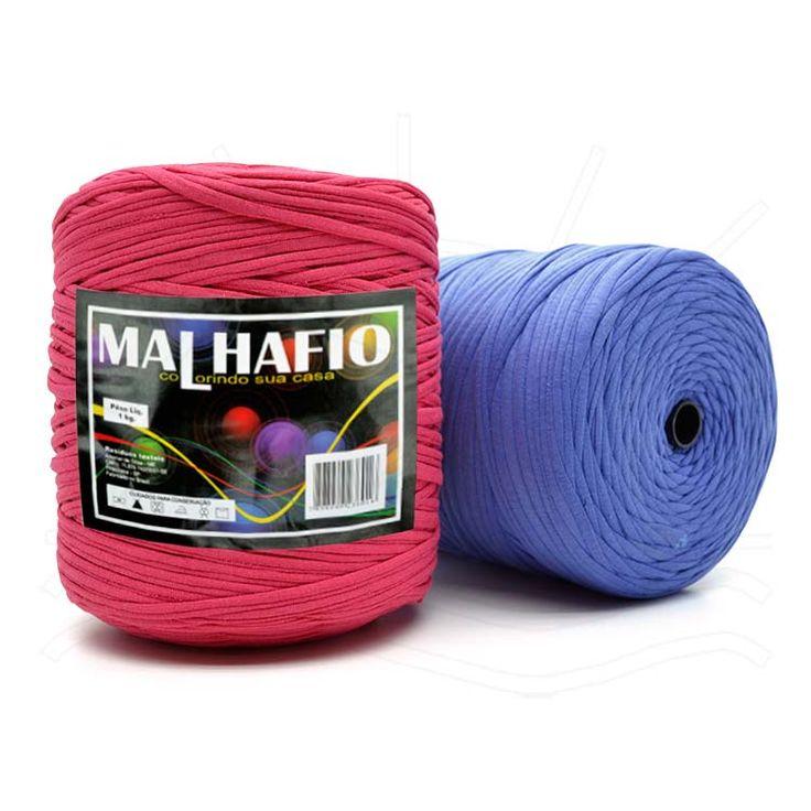 Fio de Malha Malhafio 1Kg - Bazar Horizonte