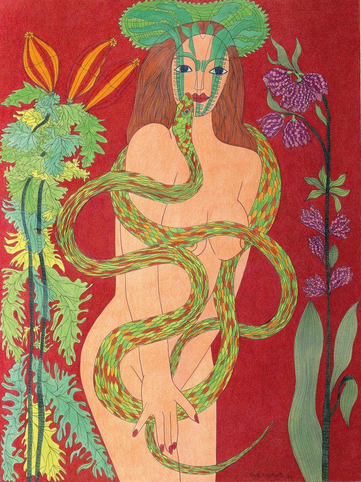 La fascinación de la serpiente, 1986