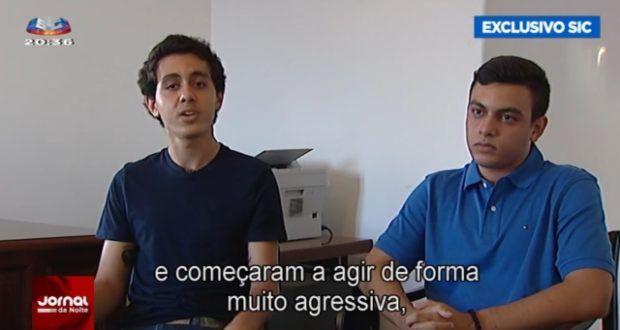 In Portugal sind die Menschen über die Unverfrorenheit der beiden Botschaftersöhne verärgert, die in einem TV-Interview ihre Version der Geschehnisse propagierten. Portugal wird den Irak jetzt auffordern, die Immunität der Brüder aufzuheben.