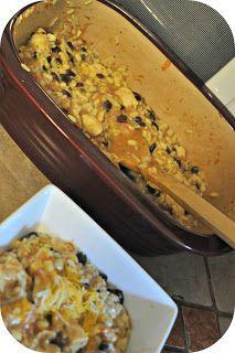 Park Avenue: DCB Recipe #36: Cheesy Chicken Monterey