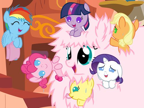 You Were Born to Have Fun With Fluffle Puff!!