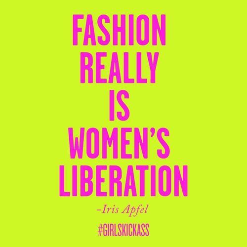 Iris Apfel: Fashion Icon  fashion, quotes