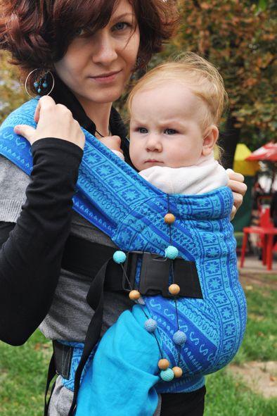 Ellevill Zara Niike Baby Carrier Karaush