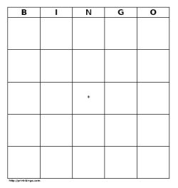 Print-Bingo.com - a Free Bingo Card Generator by Perceptus    http://www.bingocardapp.com/  - another bingo card maker, but had no image to pin
