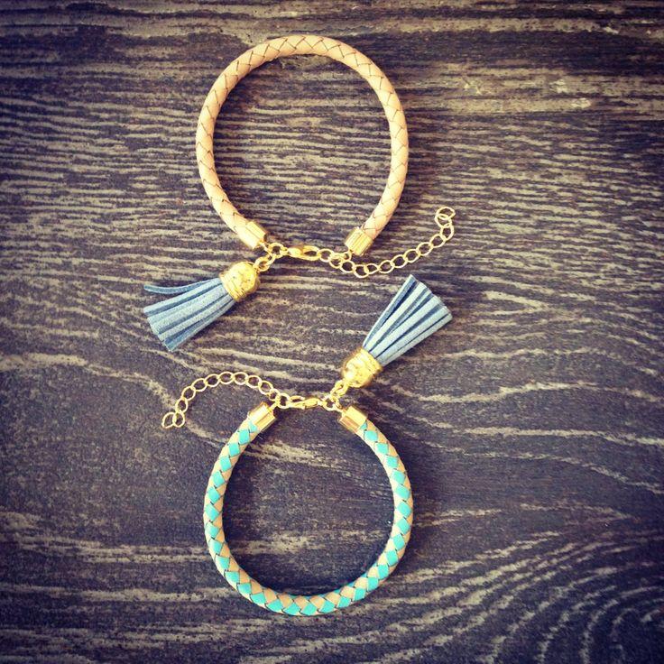 Chunky Rope Bracelet on framestr.com