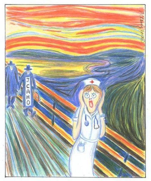 Scrubs - The Leading Lifestyle Nursing Magazine » Our 5 favorite nursing memes on Tumblr this week