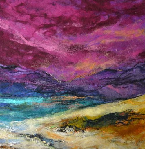Ruby Sky, Heather Glen by Moy Mackay
