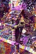 "New artwork for sale! - "" Bird Table Feeding Station Bird Food  by PixBreak Art "" - http://ift.tt/2uWhZ26"
