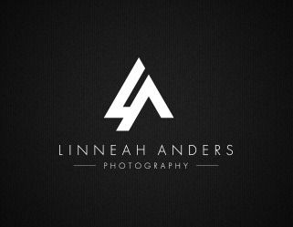 Isn't it funny that I like such opposite things - minimalism and masculinity of this and exquisite design of Nikki's logo  photography logo