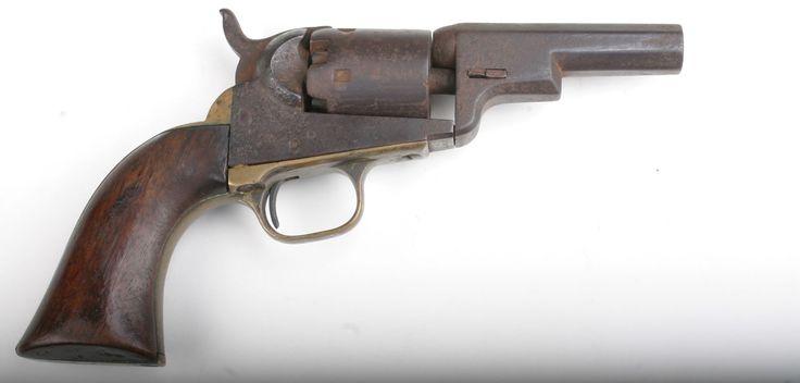 Colt Wells Fargo Model 1849 Percussion Cap Pistol
