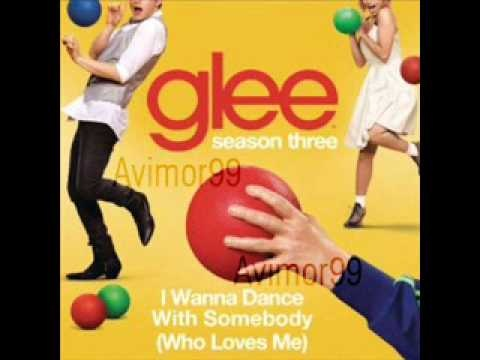 Glee Cast - I Wanna Dance With Somebody (Who Loves Me) [Full HQ]