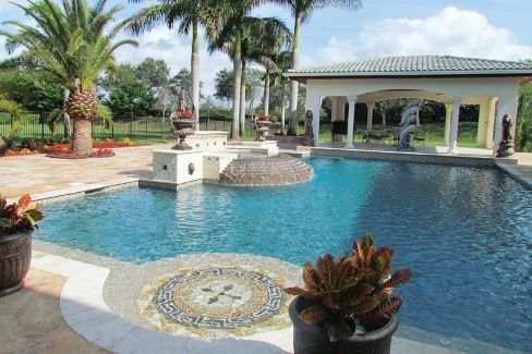 17 Best Images About Pool Decks And Patios On Pinterest