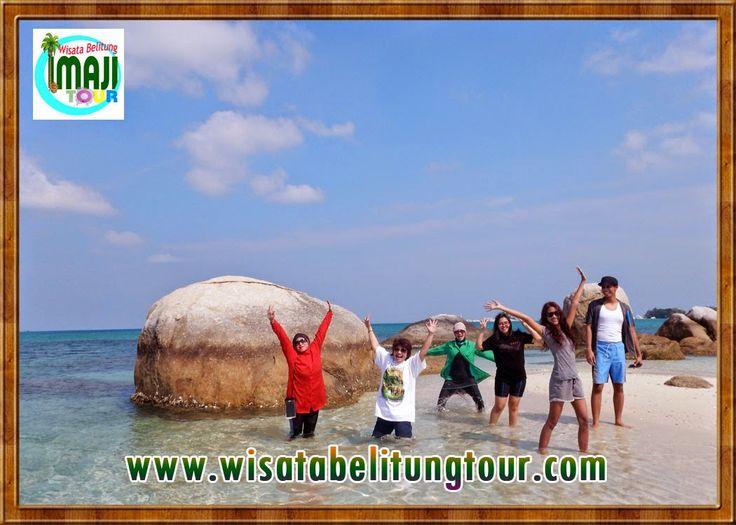 Nikmati paket liburan wisata yang menyenangkan ke Pulau Belitung bersama Wisata Belitung Imaji Tour. Ingin seperti mereka? Hubungi kami friends, thank you.