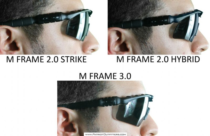 Si Ballistic M Frame® 2.0 Replacement Lens Strike | ISEFAC Alternance