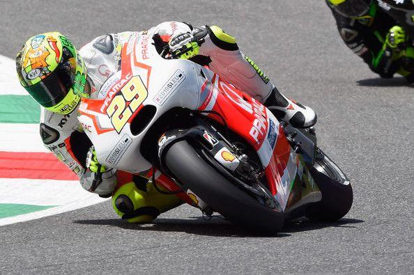 Andrea Iannone - MotoGp of Italy - Race