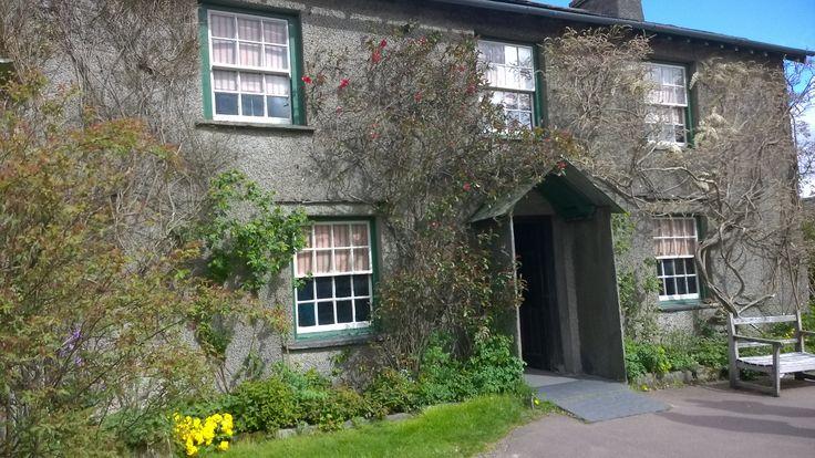 The home of Beatrix Potter Sawrey Cumbria