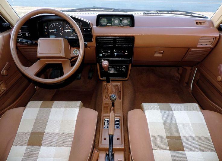 1983 Toyota Tercel SR5 AWD Wagon
