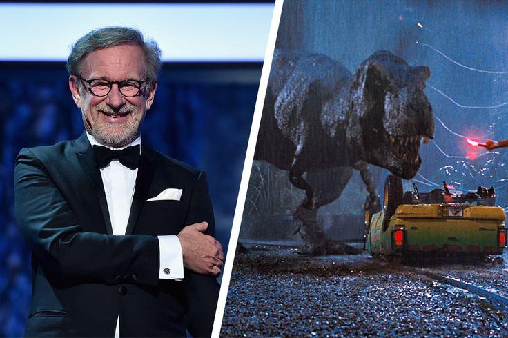 """Steven Spielberg  Arrecadação total: US$ 9,81 bilhões em 29 filmes (1974 – 2016)  Melhor bilheteria: """"Jurassic Park – Parque dos Dinossauros"""" (US$ 1,029 bilhão em 1993)"""