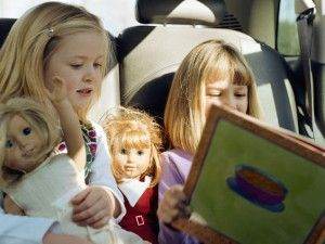 Relax and Listen Road-Trip Activities For Kids