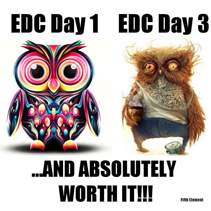 EDC Las Vegas 2014 was beautiful... This sums up how I'm feeling right about now!
