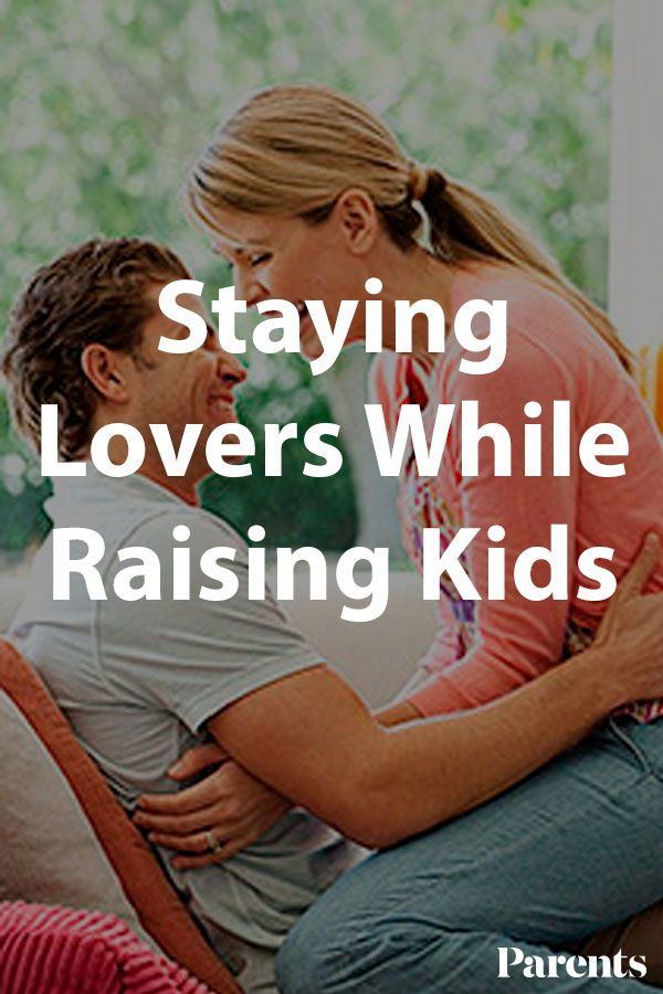 Staying Lovers Whereas Elevating Youngsters