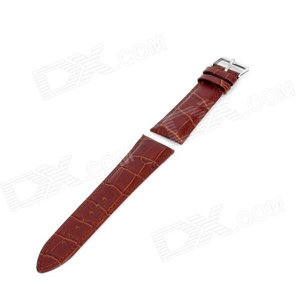 Model: EY-09; Quantity: 1; Color: Light brown; Material: Artificial cow leather; Features: Watchband; Application: Replacement watch band for your old one; Other: Compatible for size 24 watch band, wideness: 24mm; Packing List: 1 x Watchband; http://j.mp/1ljNAky