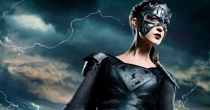 Odette Annable as Reign Revealed in Supergirl Season 3 -- Get your first look at Odette Annable in her full costume as the villainous DC Worldkiller Reign in Supergirl Season 3. -- http://tvweb.com/supergirl-season-3-photo-odette-annable-reign/