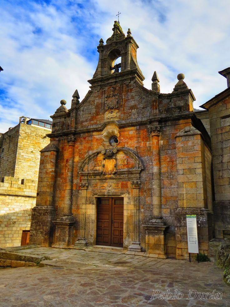 Ermita de San Cayetano. Puebla de Sanabria (Zamora)