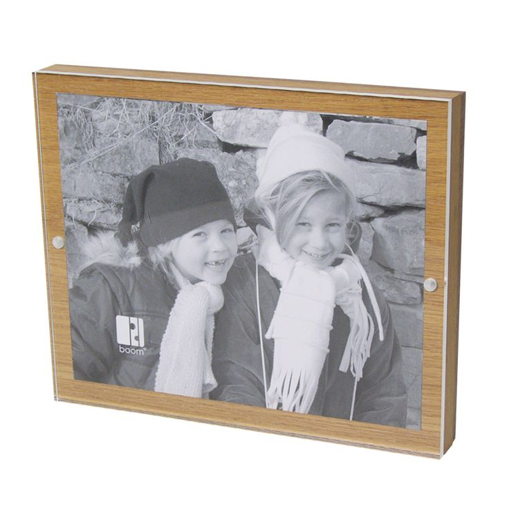 Veneer Magnetic Picture Frame