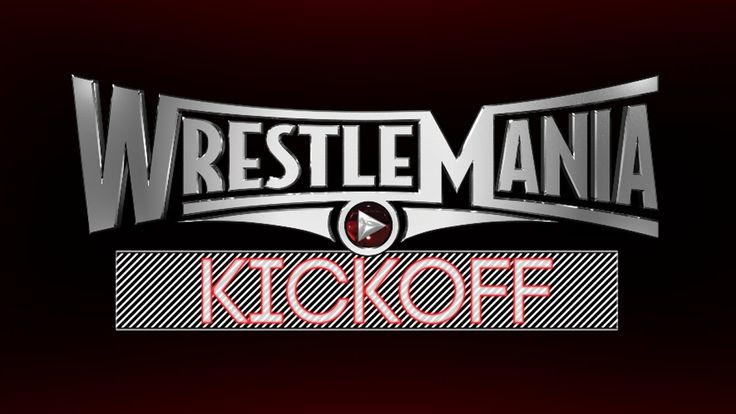 Don't miss the entire first hour of the LIVE #WrestleMania 31 Kickoff starting at 5/4c...RIGHT HERE!