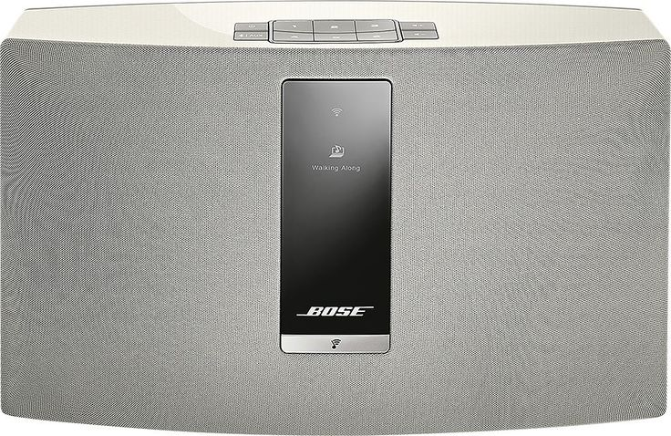 Bose® - SoundTouch® 20 Series III Wireless Music System - White, SOUNDTOUCH 20 III WIRELESS SYS