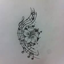 Billedresultat for dibujos de notas musicales a lapiz