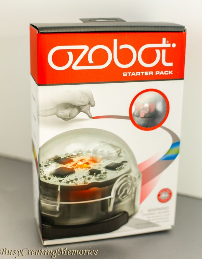 Ozobot Programmable Robot for Kids, STEM education aid