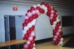 How to Make a Balloon Arch Without Helium (with Pictures) | eHow