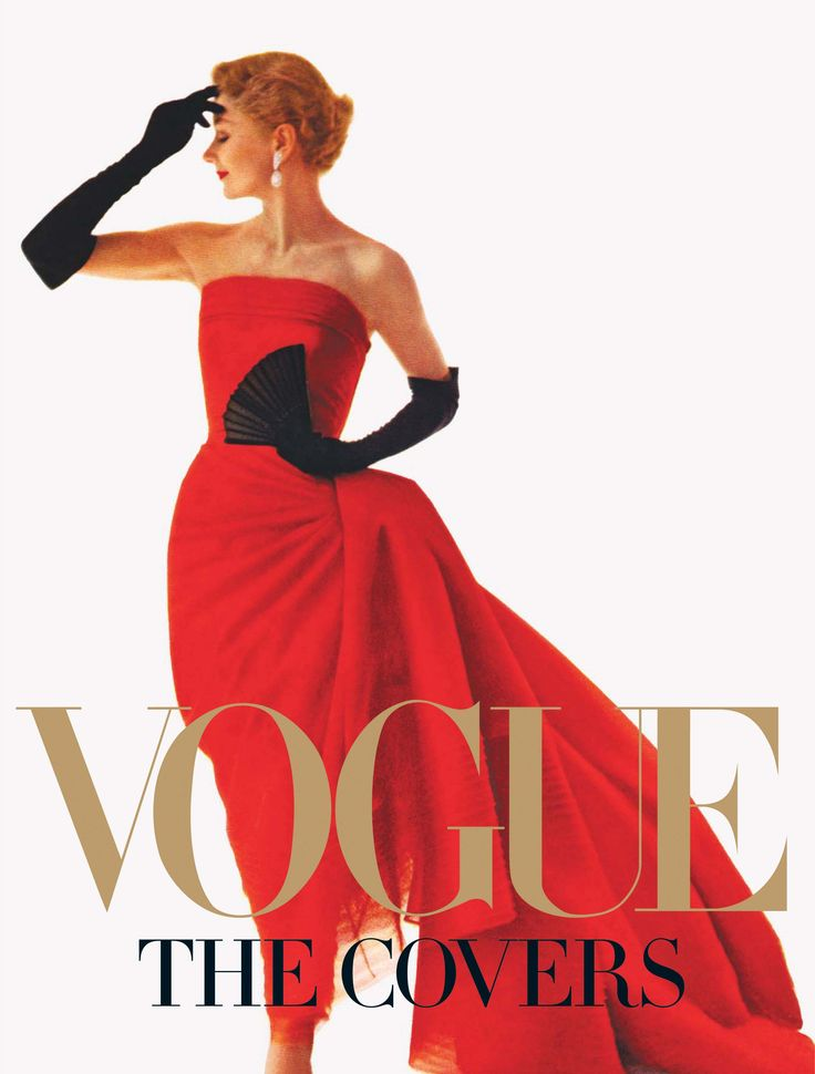 book full of iconic vogue covers :) !!!