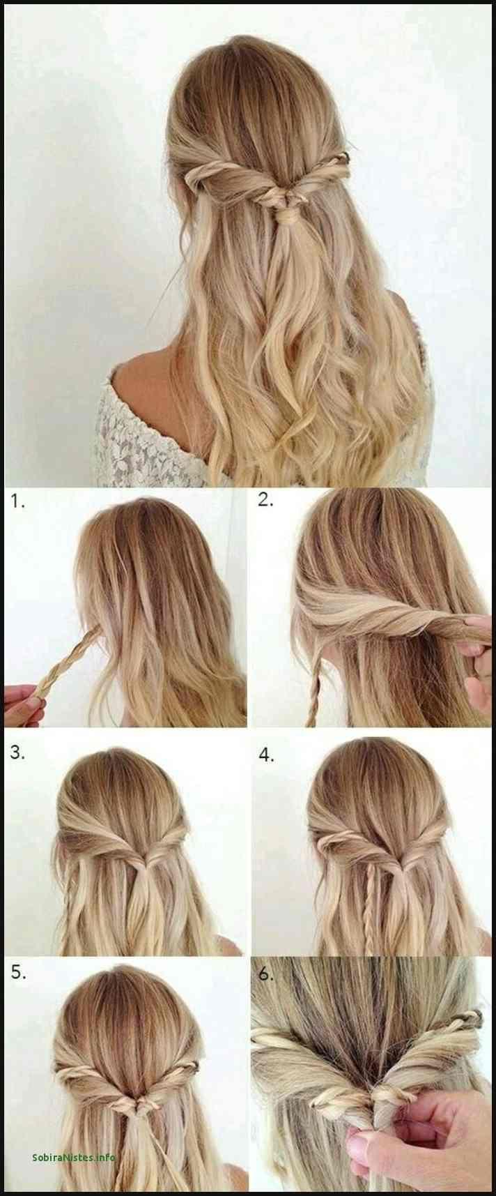 Einfache Hochsteckfrisuren Lange Haare Best Of Schöne Haarfrisuren