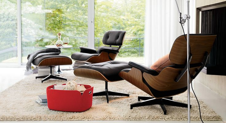 413 Best Images About Eames Lounge Chair Amp Ottoman On