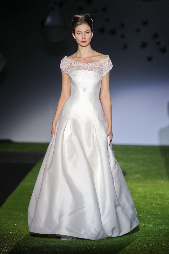 Robe de mariée Miquel Suay collection 2014