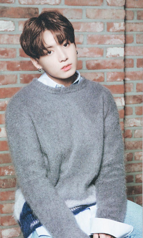 JUNGKOOK ~❤️ [SCAN] BTS x MEDIHEAL Photocard || Ver. edit
