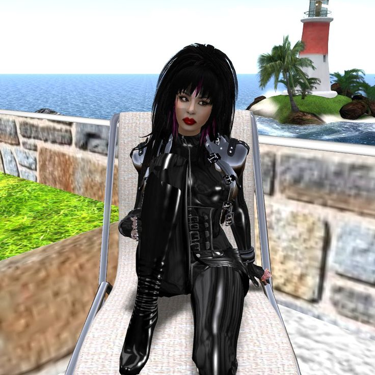 Latex in second life DyDy 2014