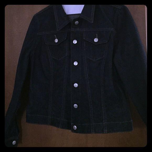 Ladies denim jacket Perfect condition!!! Todd Oldham Jackets & Coats Jean Jackets