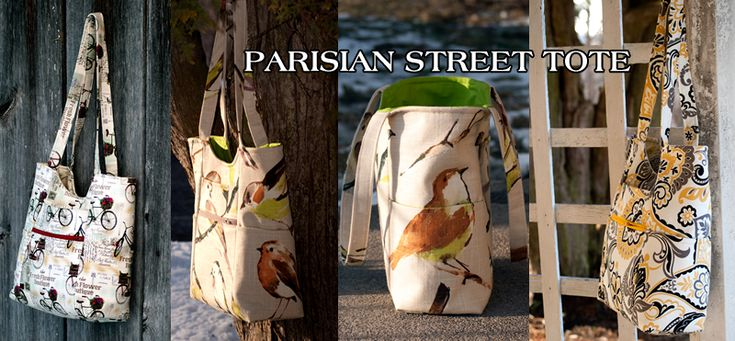 And totes on pinterest tote tutorial bag patterns and free sewing