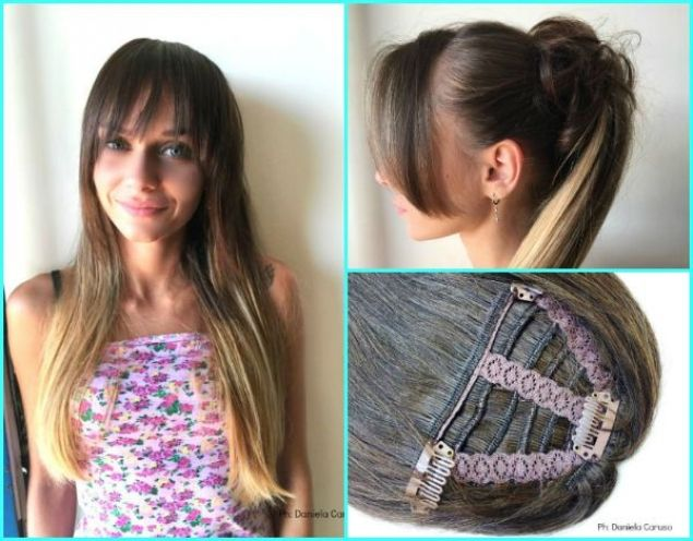 FULL Hair Extensions, frangette e codini con capelli veri [REVIEW]
